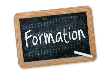 "Ardoise ""Formation"""