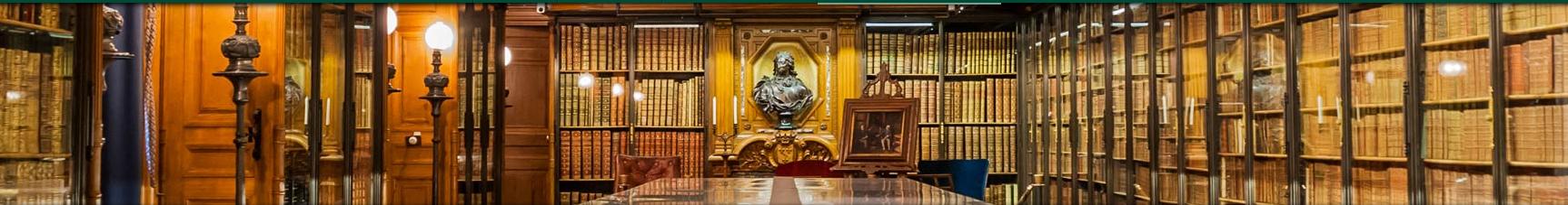 Bibliothèque et Archives du château de Chantilly