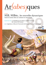 Couverture Arabesques N°89