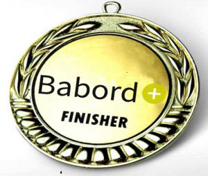 Médaille Babord