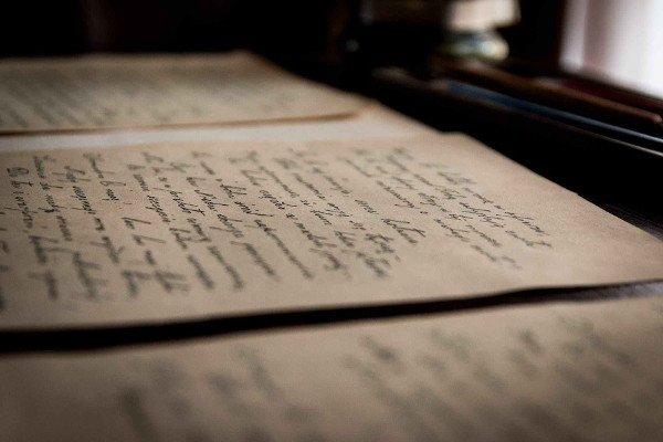 Manuscrits anciens
